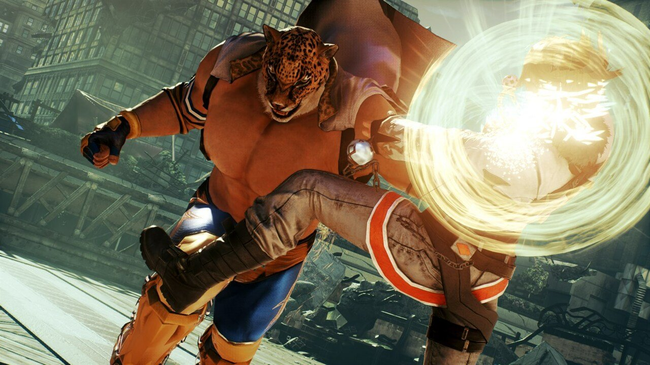 Random: The Tekken manager thinks his new game may be Bandai Namco's most expensive project ever