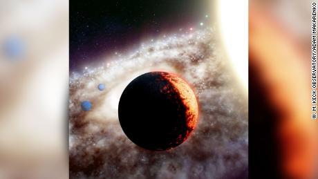 & # 39;  Σούπερ Γη & # 39;  Βρέθηκε σε ένα από τα παλαιότερα αστέρια του Γαλαξία μας