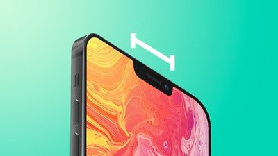iPhone 13 Notch Feature2