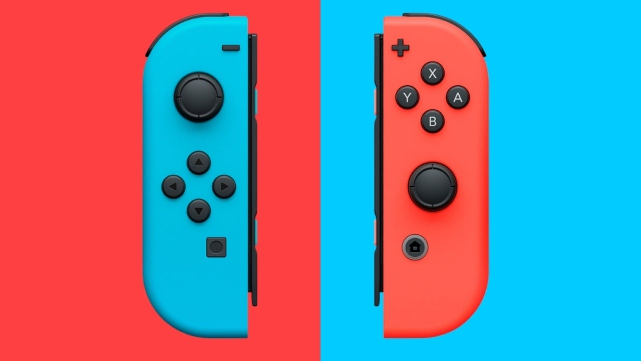 Nintendo is suing the Joy-Con Switch consoles again