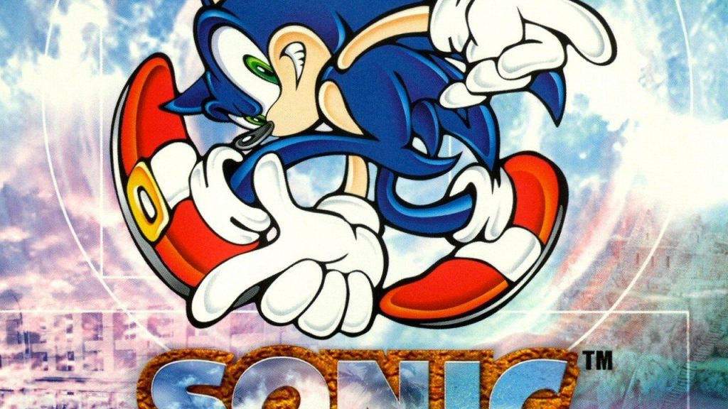 Random: Scott Pilgrim vs. New World's Cover Art is a parody of Sonic's adventure