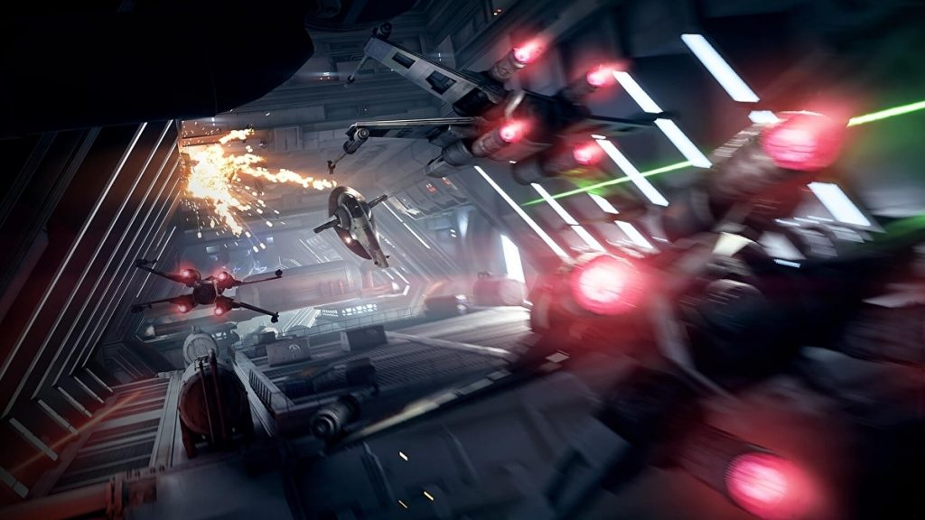 Star Wars Battlefront 2 is the free version of the Epic Store next week • Eurogamer.net